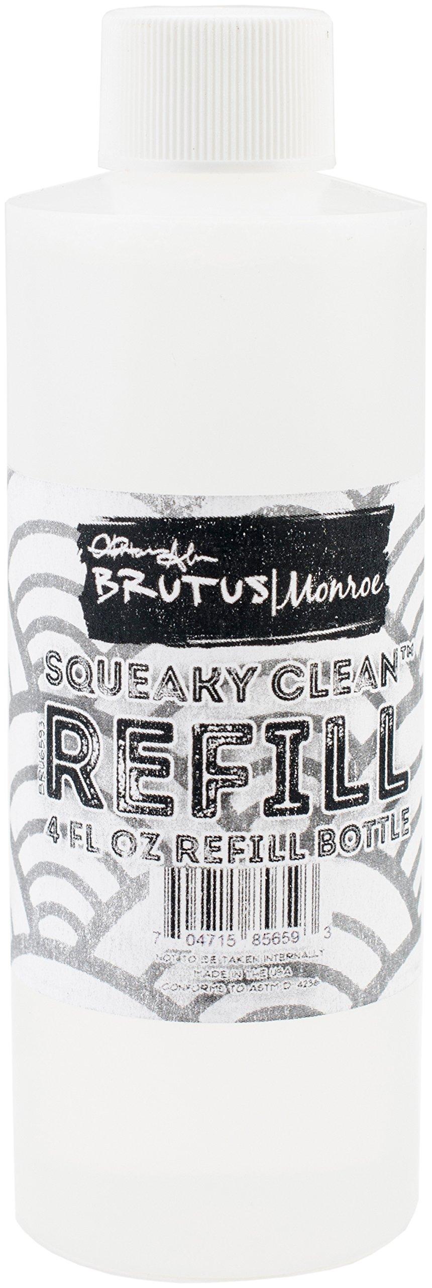 Brutus Monroe BRU6593 Squeaky Clean Refill 4oz