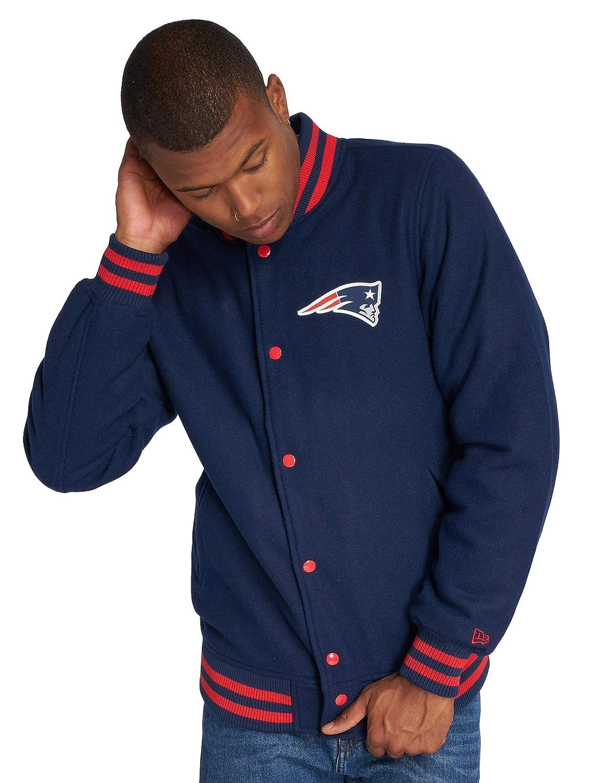 reputable site 6aefd d801c New Era Men Jackets/College Jacket NFL Team England Patriots ...