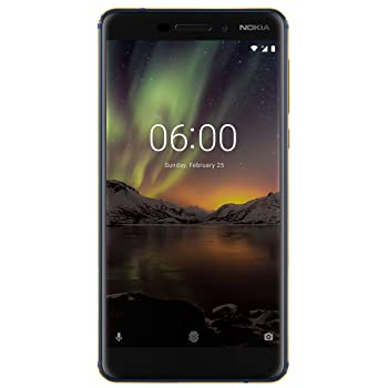 Nokia 6.1 (Blue, Gold, 64 GB) (4 GB RAM)