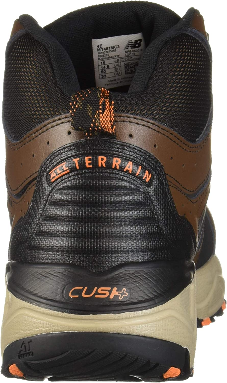 9.5 US Balance Men/'s 481 V3 Cushioning Trail Running Shoe Adrift//Black//Mercury