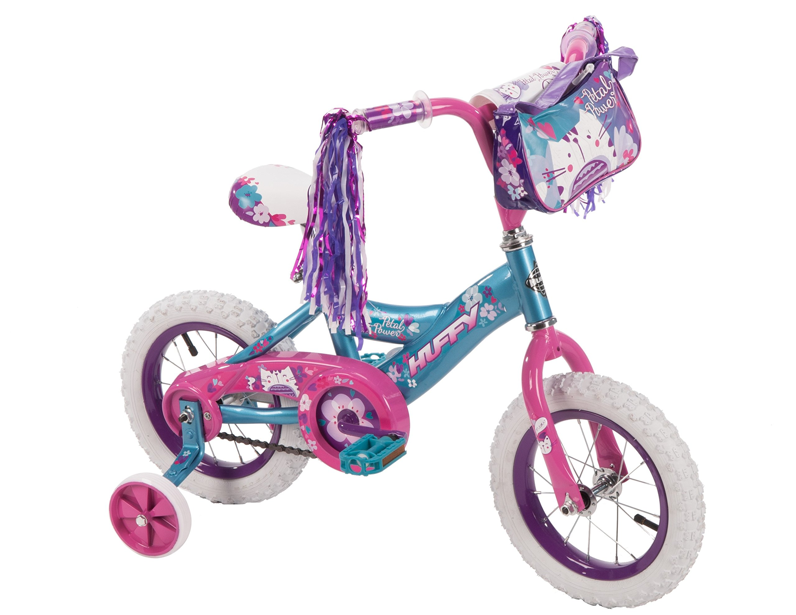 Huffy 12'' Petal Power Girls' Bike