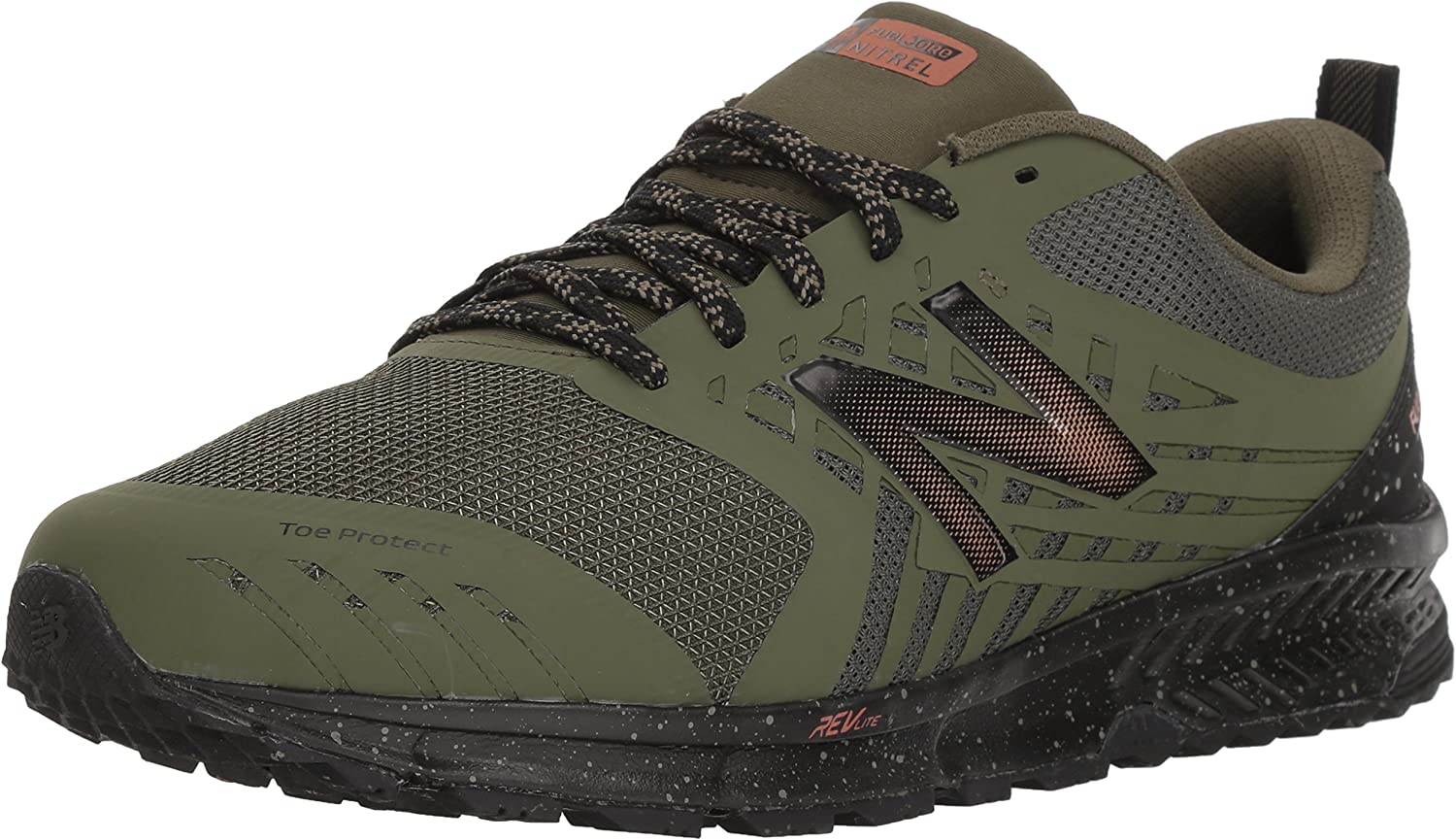 New Balance Men s Nitrel V1 FuelCore Trail Running Shoe