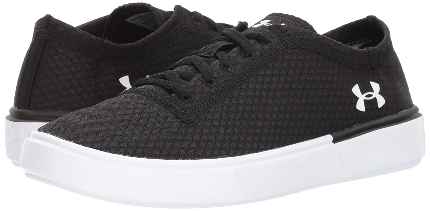 bacea4cc4c9f6 Under Armour Women's Grade School Kickit2 Low Lightweight Sneaker
