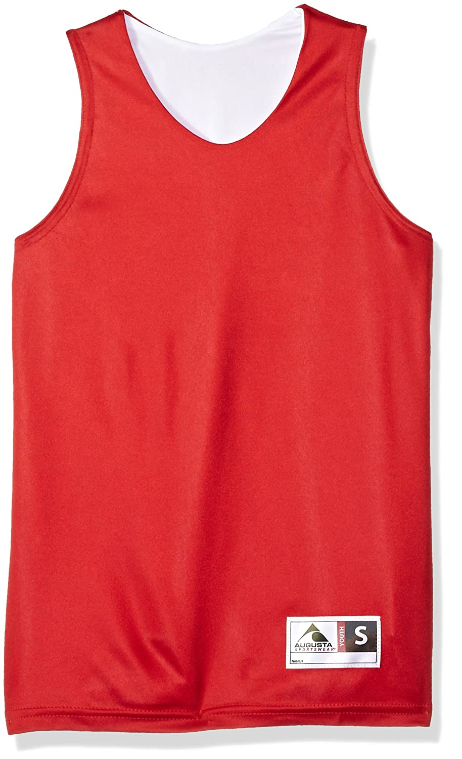 Augusta Sportswear Teen-Boys Reversible Wicking Tank Augusta Sportswear Holdings Inc 149-P