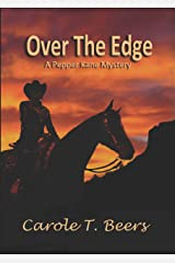 Over the Edge (Pepper Kane Mystery Series Book 2) Kindle Edition