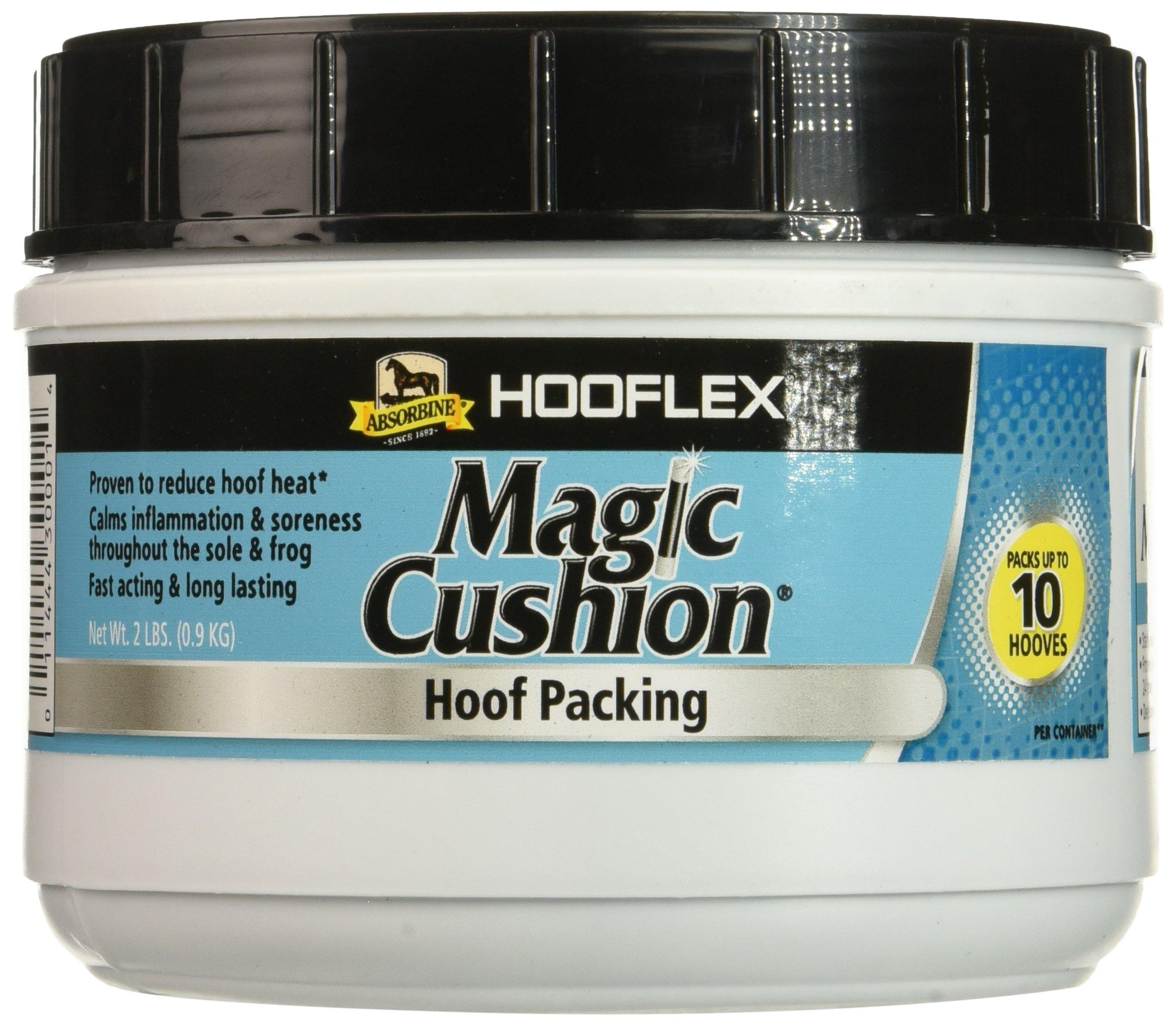 W F Young Hooflex Magic Cushion Hoof Packing