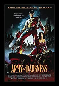 Army of Darkness - 11x17 Framed Movie Poster by Wallspace