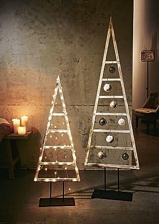 Tannenbaum Groß.Pureday Weihnachtsdeko Weihnachtsbaum Tannenbaum Holz Größe Groß