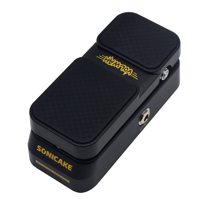 Schema Elettrico Wah Wah : Sonicake volwah active volume wah pedale chitarra elettrica