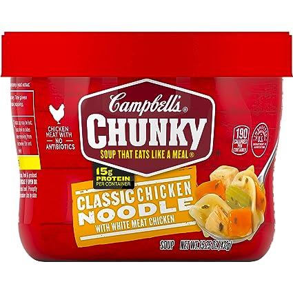 Campbells Chunky Classic - Cuenco para microondas con forma ...