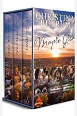 Maple Glen Books 1-3: A Clean Small-Town Romance Boxed Set Kindle Edition
