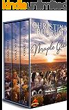 Maple Glen Books 1-3: A Clean Small-Town Romance Boxed Set