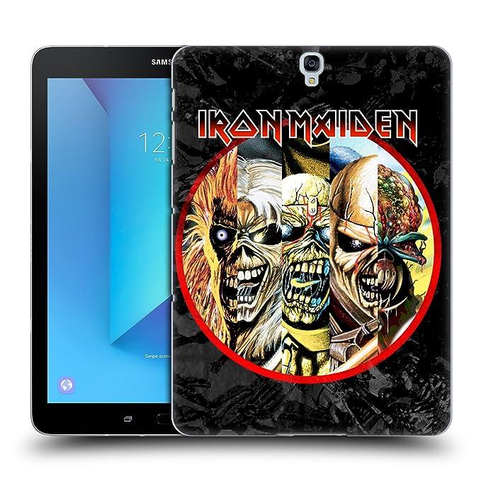 Amazon Com Official Iron Maiden Evolution Art Hard Back Case For