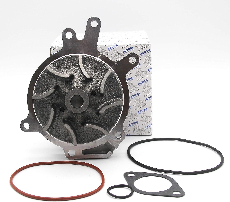 Fit 06-14 Chevy//GMC 6.6L Duramax  Diesel LBZ LMM LML OE# 130-2030  Water Pump