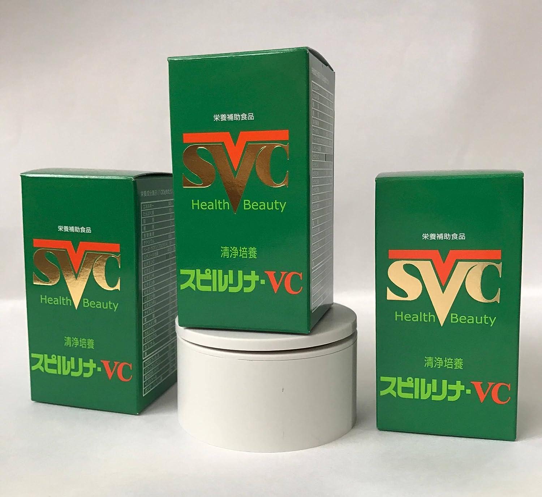 スピルリナ-VC 3個セット B0788HFPD6