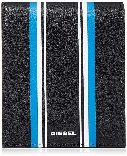 55d32c2dd58c (ディーゼル) DIESEL メンズ 財布 二つ折り X05977PR400 UNI クリアブラック H5529