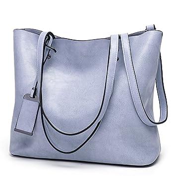 9df37d86f1787 ALARION Damen Handtaschen Schultertasche große Tote Shopper Taschen  Henkeltasche Umhängetasche Schulterbeutel