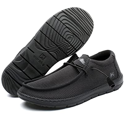 Traveler Pro Men's Casual Slip-On Sneaker, Comfort Stretch Moccasin Loafer and Walking Chukka Boot | Loafers & Slip-Ons