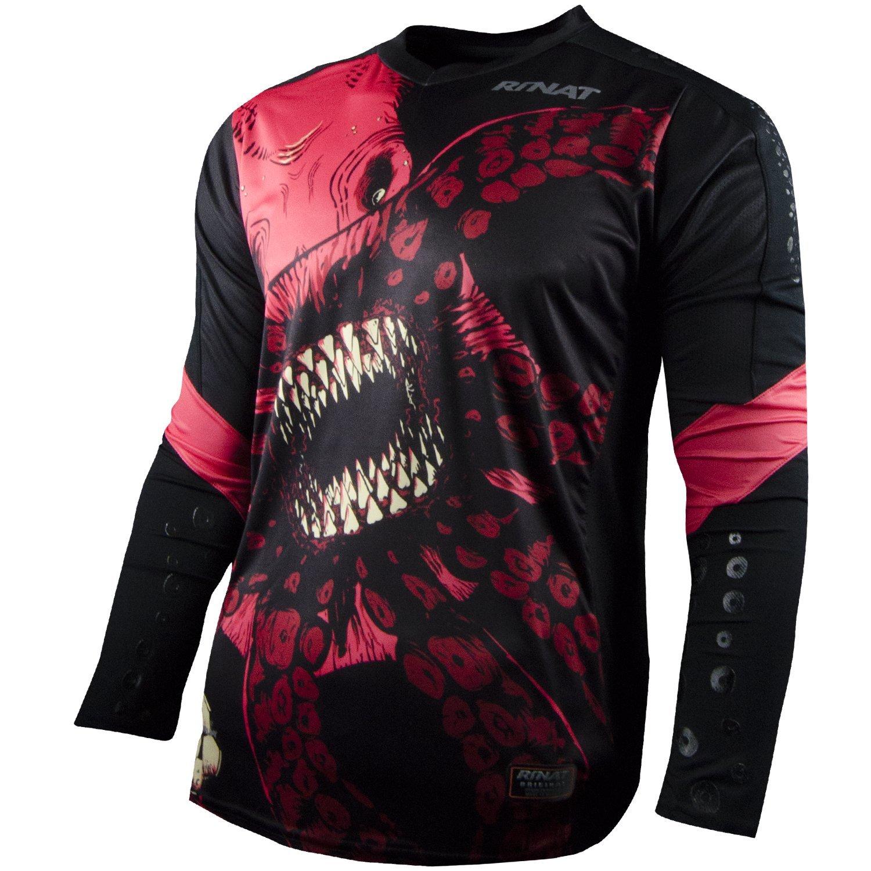 40a26b5c9cc Amazon.com : Rinat Kraken New Goalkeeper Jersey : Clothing