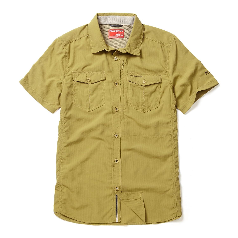 Craghoppers Herren Nat Geo NosiLife Adventure Kurzärmliges Shirt