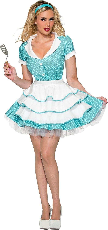 Forum Novelties – cs974634/XS/S – Disfraz Epouse de estilo años 50 ...