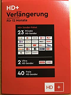 Hd Plus Karte Aufladen.Hd Plus Sender Paket 12 Monate Code Für Amazon De Elektronik