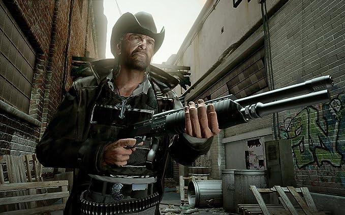 Call of Juarez: The Cartel [Importación alemana]: Amazon.es ...