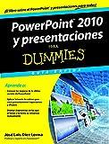 PowerPoint 2010 y presentaciones para Dummies: Guía rápida