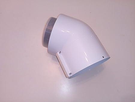 Vaillant 303211 45 Degree Bend White DIY Tools