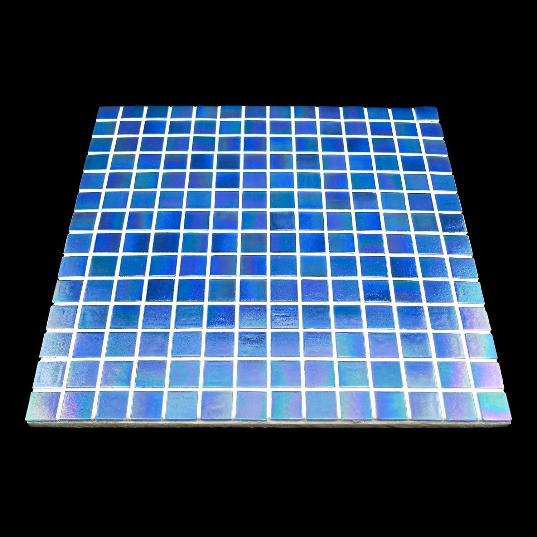 blau Eltern von Mosaik Fliesen