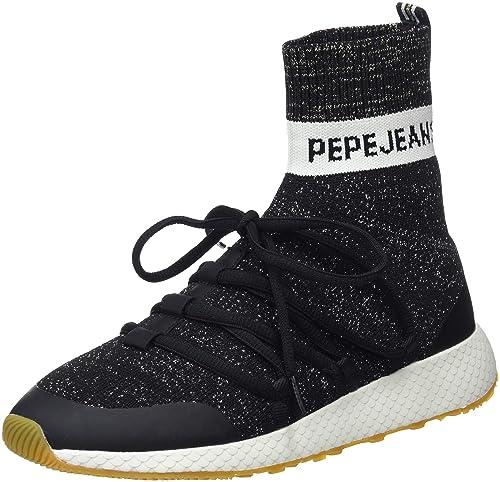 E Sneaker Sock Pepe A Jeans Scarpe Borse Alto it Koko Collo Amazon Donna qTHHgPx
