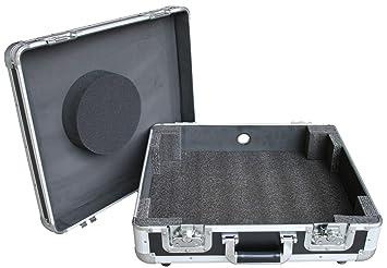 Maletín para tocadiscos Technics Turntable DJ Flightcase ...