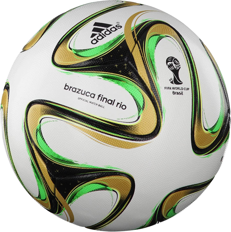 adidas Fussball Brazuca Finale 2014 OMB: Amazon.de: Sport & Freizeit - WM Fußbälle