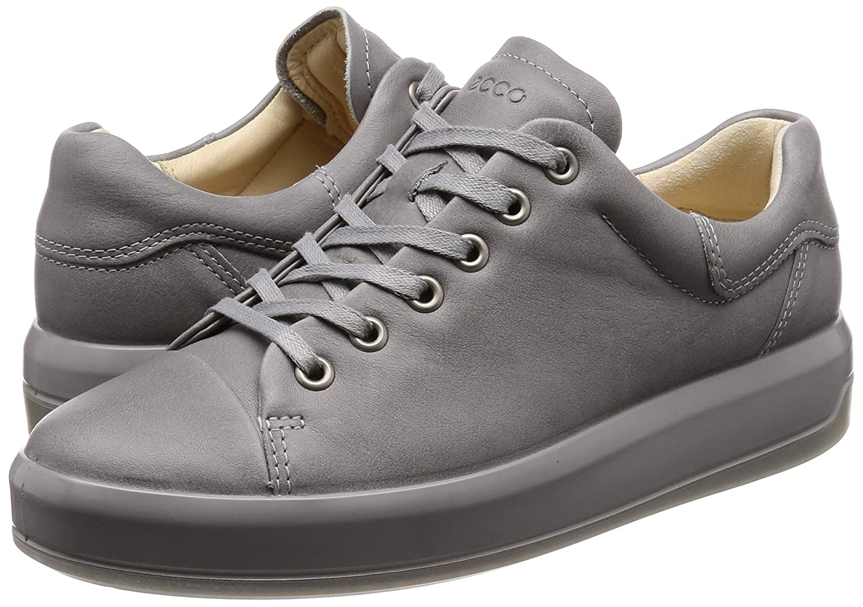 Ecco Damen (Wild Soft 9 Sneaker Grau (Wild Damen Dove) 2c5bc6