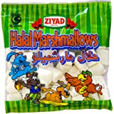 Ziyad Gourmet Halal, Full Size, Marshmallows, Pork-Free, Egg-Free, Dairy-Free, Gluten-Free, Perfect for Holidays and S…