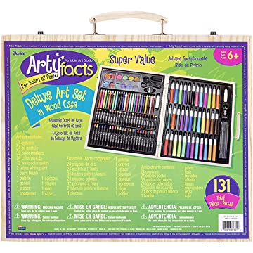 cheap Darice Arty Facts Deluxe 2020