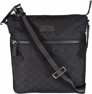 Gray Genda 2Archer Canvas Leisure Messenger Bag for Men and Women
