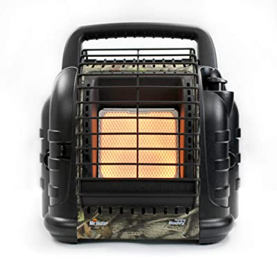 Heater Mh12b Hunting Buddy Portable Space Heater
