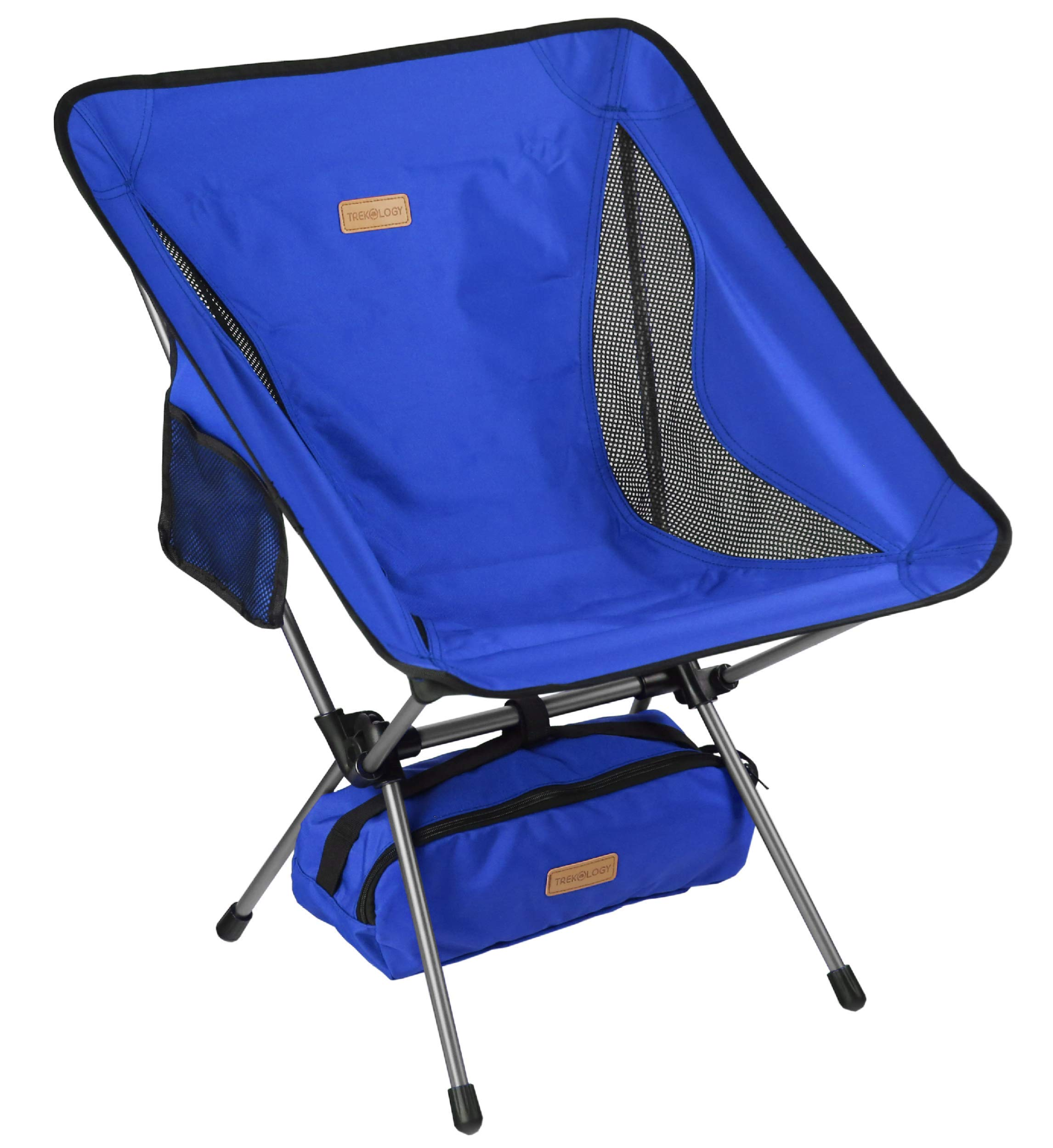 Lightweight Portable Outdoor Chair For Fishing Garden Hiking Backpacking Travel Outside seat Hold up to 220 lbs TAOPE Folding Camping Chair