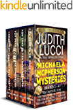 Michaela McPherson Mysteries: Books 1 - 4 Box Set