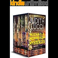 Michaela McPherson Mysteries: Books 1 - 4 Box Set