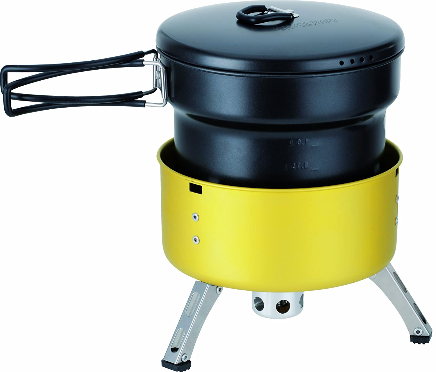 EDELRID Stormy EVO Camping Stove Amazon Sports & Outdoors