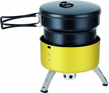 EDELRID Stormy EVO - Hornillo para cocinas de camping