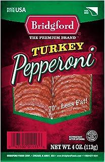 Hormel, Turkey Pepperoni Slices, 5 oz: Amazon com: Grocery & Gourmet