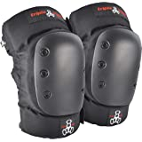 Triple Eight KP 22 Heavy-Duty Skateboarding Knee Pads (Pair)