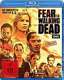 Fear the Walking Dead - Staffel 1+2+3 - Uncut [Blu-ray]