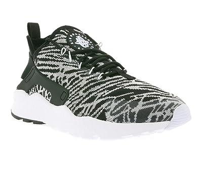 wholesale dealer 5af55 35617 Nike Damen W Air Huarache Run Ultra KJCRD Fitnessschuhe, Schwarz/Weiß, 37.5  EU