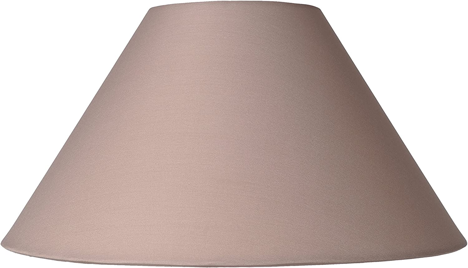 Abat Jour Lampe /Ø 50 cm Taupe Lucide SHADE