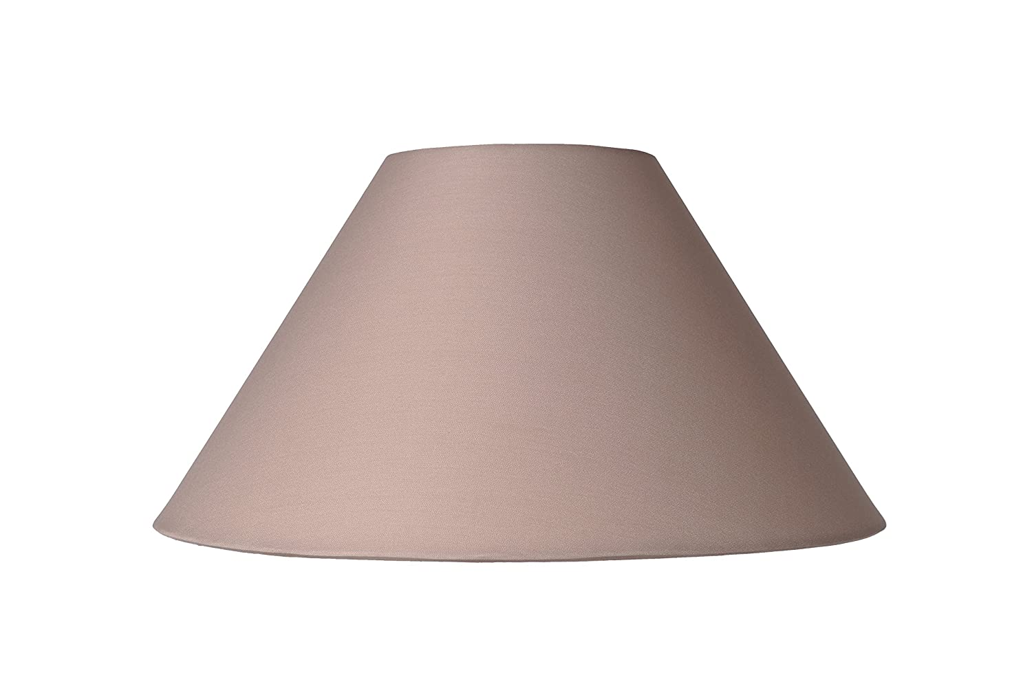 Lucide SHADE - Abat Jour Lampe - Ø 32 cm - Taupe 61007/32/41