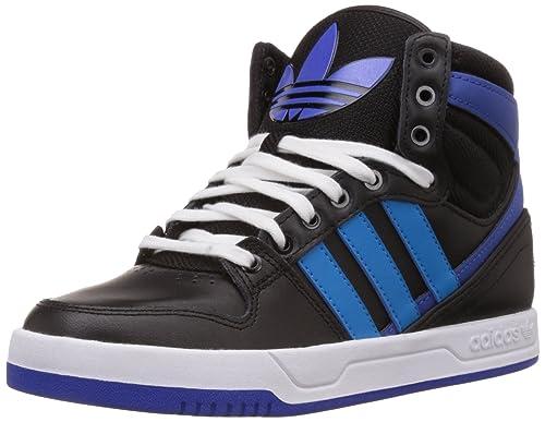 brand new c0373 10f28 adidas Zapatillas Abotinadas Court Attitude K  Amazon.es  Zapatos y  complementos
